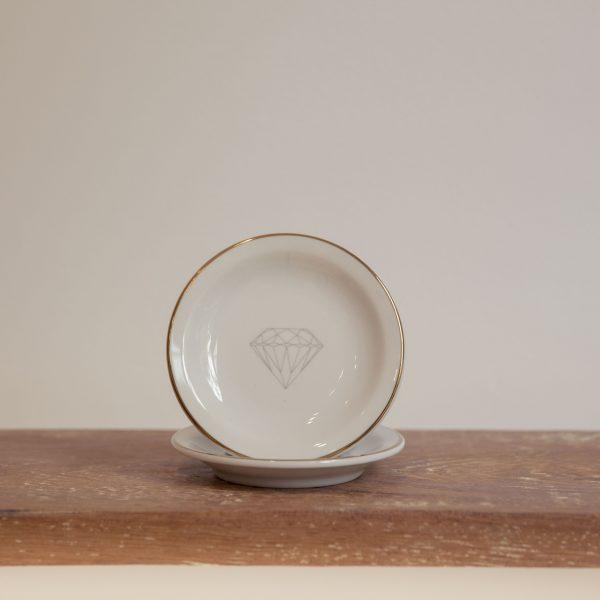 Plato linea Diamante