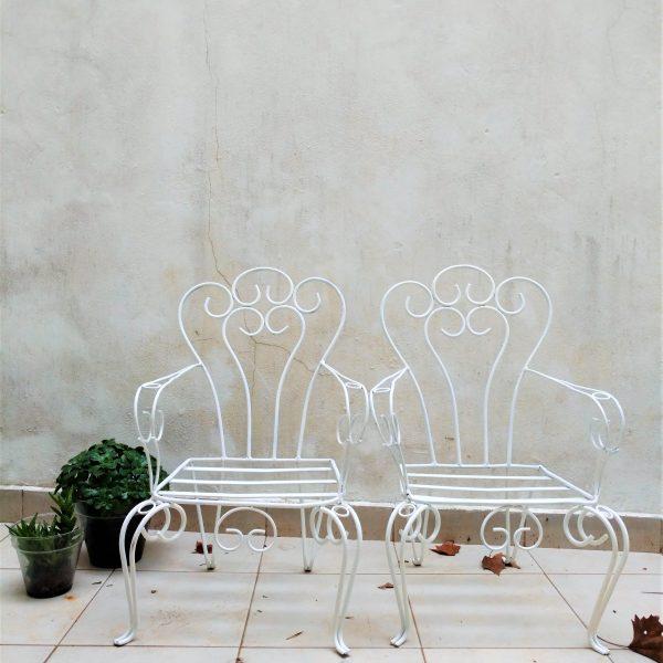 Mini sillón de jardín para niños